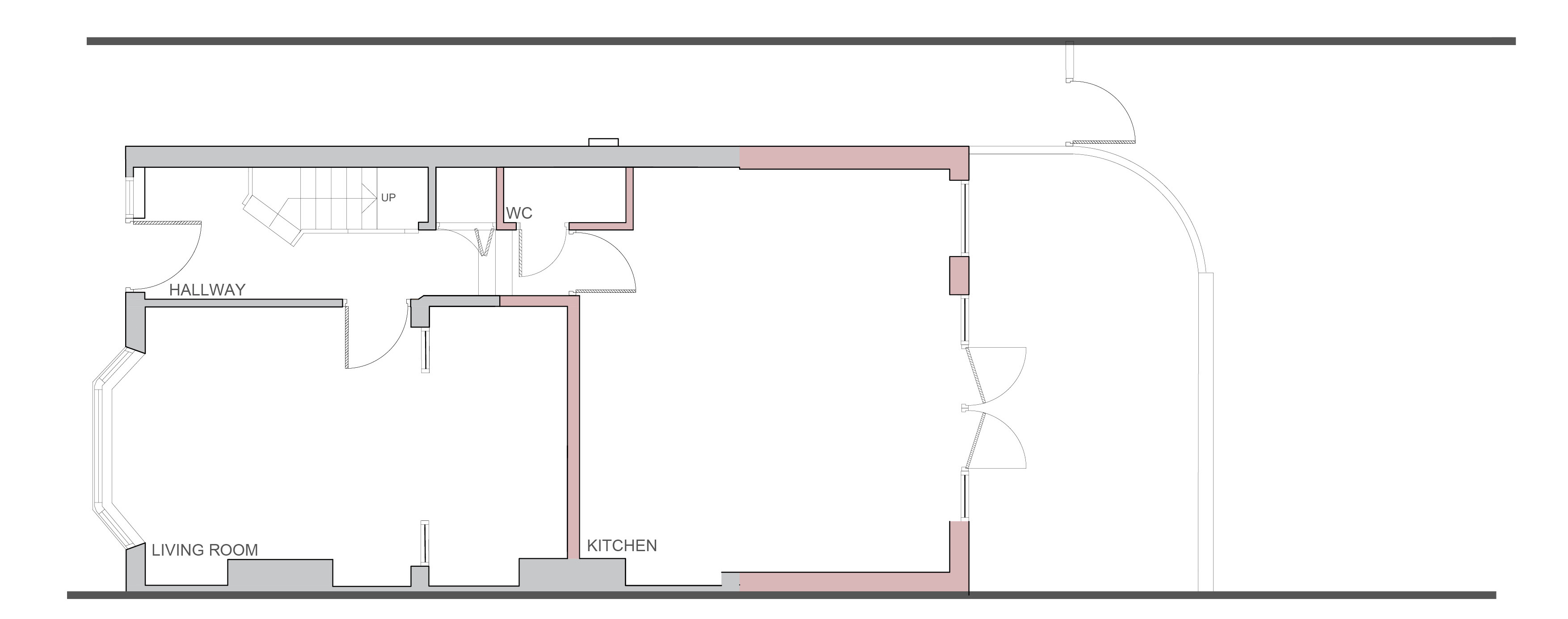 Ground Floor Extension, Merton